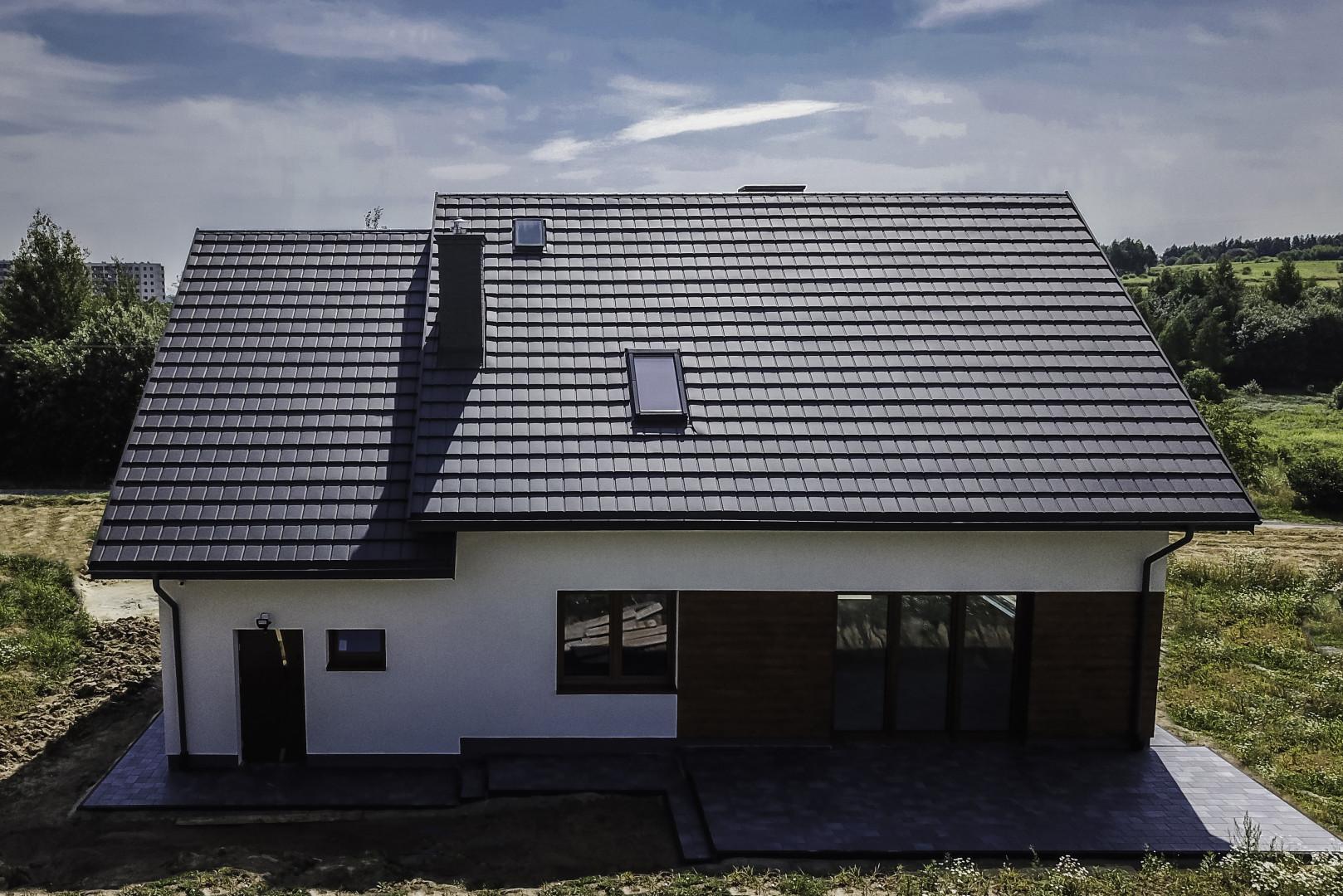 klasyczne dachowki blaszane izi r