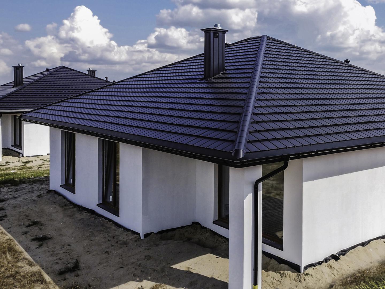 klasyczne dachowki blaszane izi r 3