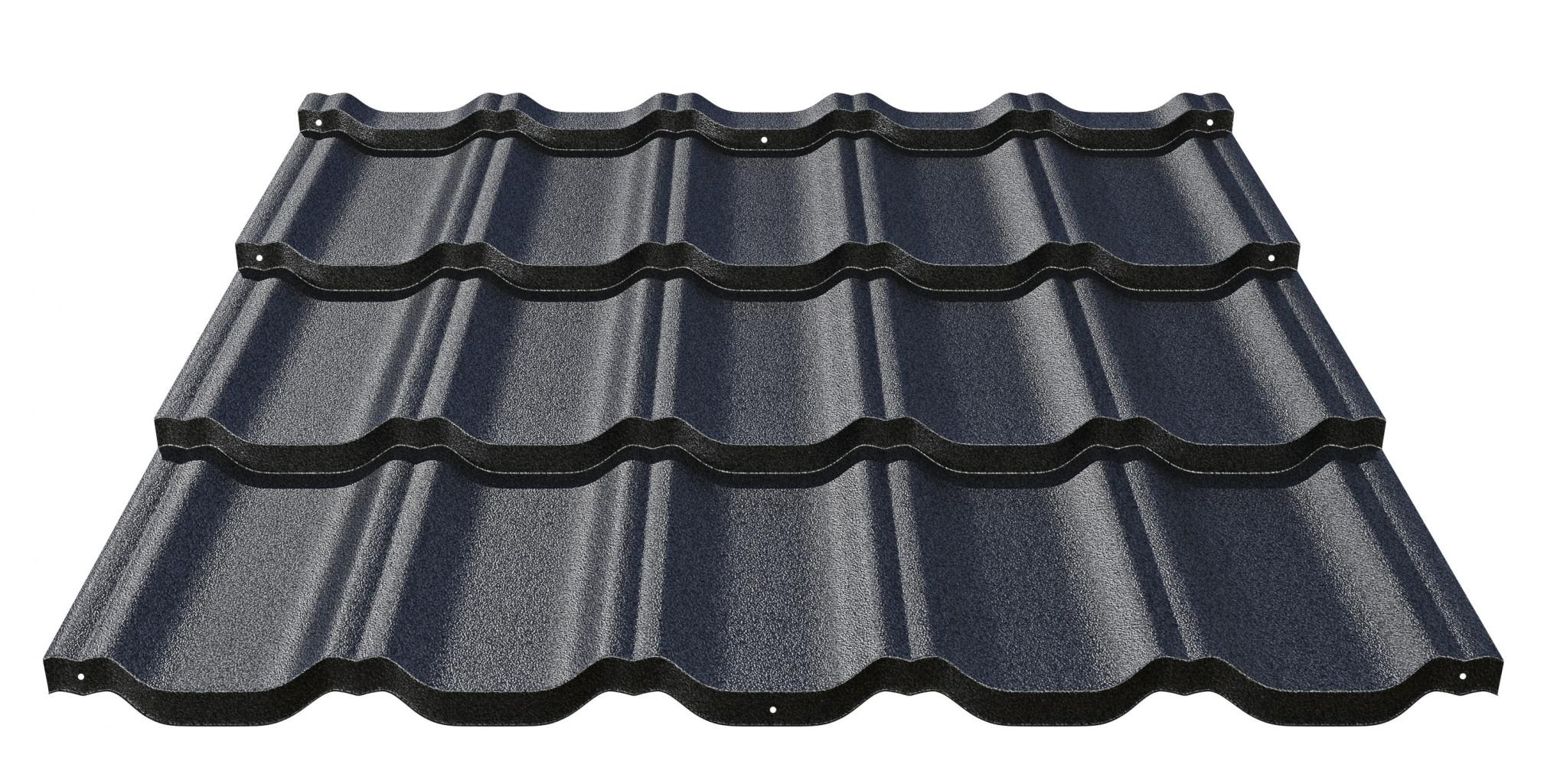 DachHolding blachprofil2 Klasyczne dachówki blaszane Gamma R