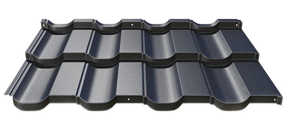 DachHolding blachprofil2  Klasyczne dachówki blaszane Heta R 2.0