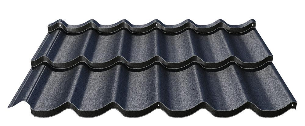 DachHolding blachprofil2  Klasyczne dachówki blaszane Alfa R 2.0