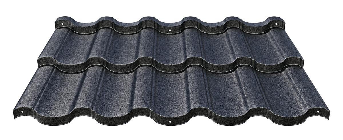 DachHolding blachprofil2  Klasyczne dachówki blaszane Stigma R 2.0