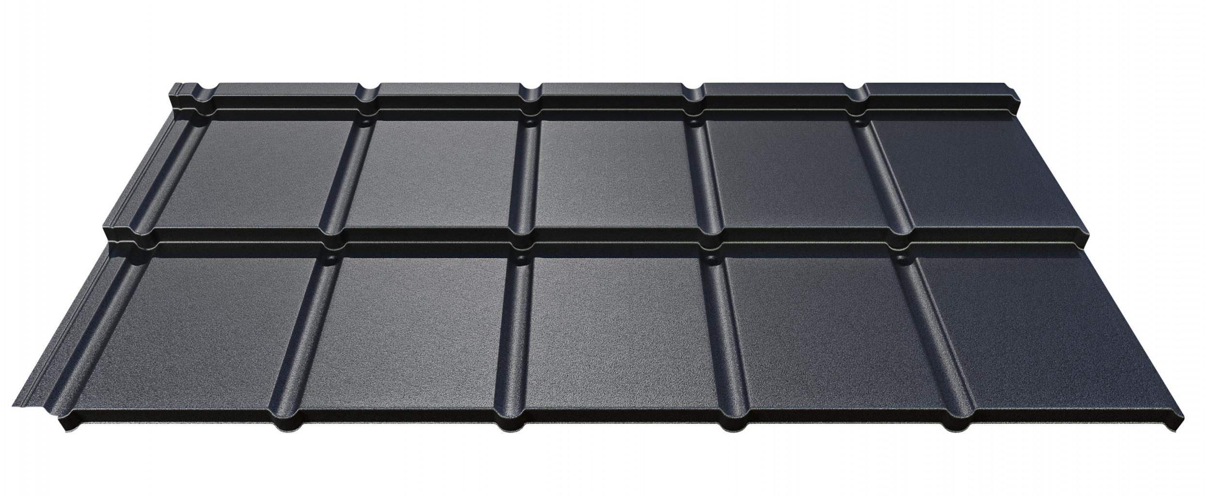 DachHolding blachprofil2  Klasyczne dachówki blaszane Izi R